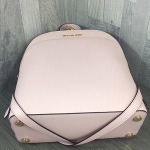 Michael Kors Bags - Michael Kors Emmy Blossom Lg Leather Backpack